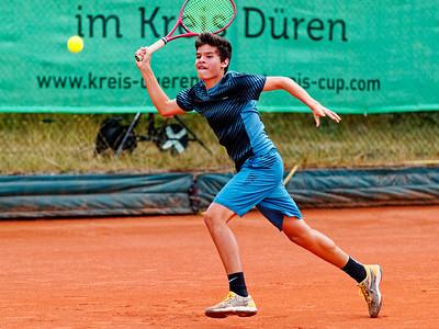 05c Juan Carlos Prado Angelo - Kreis Düren Junior Tennis Cup 2019
