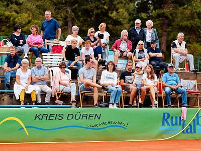 04 Watching - Kreis Düren Junior Tennis Cup 2019