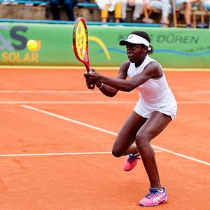 03a Victoria Mboko - Kreis Düren Junior Tennis Cup 2019