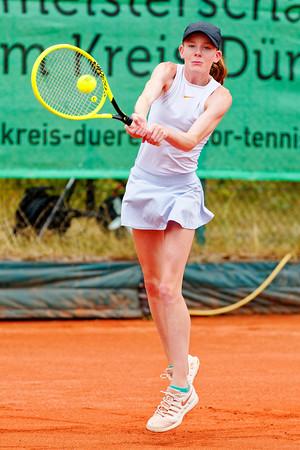 01a Kayla Cross - Kreis Düren Junior Tennis Cup 2019