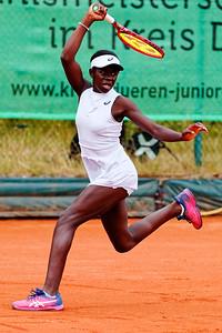 03c Victoria Mboko - Kreis Düren Junior Tennis Cup 2019