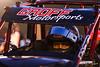 Hyper Racing 600 Speedweek Presented by 600cc Performance - Clyde Martin Memorial Speedway - 3 Jesse Mauer