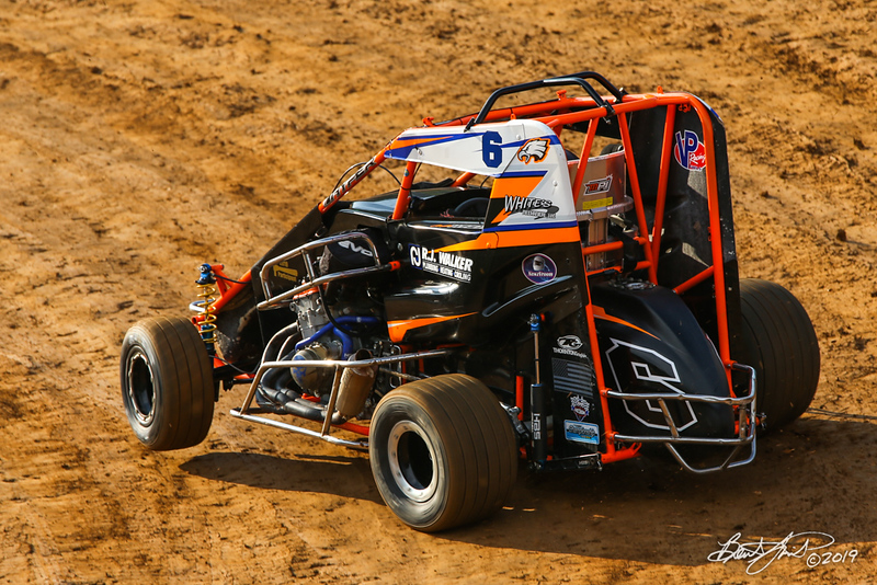 Hyper Racing 600 Speedweek Presented by 600cc Performance - Clyde Martin Memorial Speedway - 6 Colin White