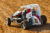Hyper Racing 600 Speedweek Presented by 600cc Performance - Clyde Martin Memorial Speedway - 27 Luke Shostkiewicz
