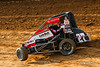 Pennsylvania Midget Week - NOS Energy Drink USAC National Midget Championship - Clyde Martin Memorial Speedway - 27 Tucker Klaasmeyer