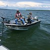 TOM OTTER AND DARREL DEGELAU TRYING TO LAND SOME BIG ONES!!