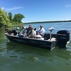 EMIL LOETHER AND DEAN CHASING AFTER BASS & BLUEGILLS  6/2019 LEECH LAKE