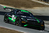 Intercontinental GT Challenge Powered by Pirelli - California 8 Hour - WeatherTech Raceway Laguna Seca - 43 Strakka Racing Mercedes-AMG GT3, Christina Nielsen, Adam Christodoulou, Dominik Baumann