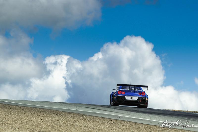 Intercontinental GT Challenge Powered by Pirelli - California 8 Hour - WeatherTech Raceway Laguna Seca - 35 KCMG Nissan GT-R NISMO GT3, Katsumasa Chiyo, Alex Buncombe, Joshua Burdon