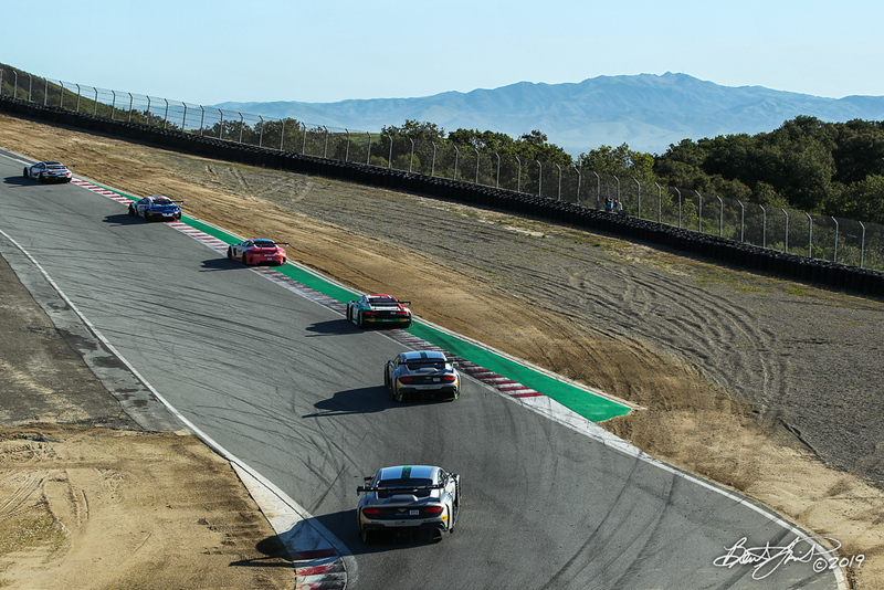 Intercontinental GT Challenge Powered by Pirelli - California 8 Hour - WeatherTech Raceway Laguna Seca