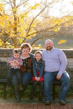 North Bank Park Family Photos