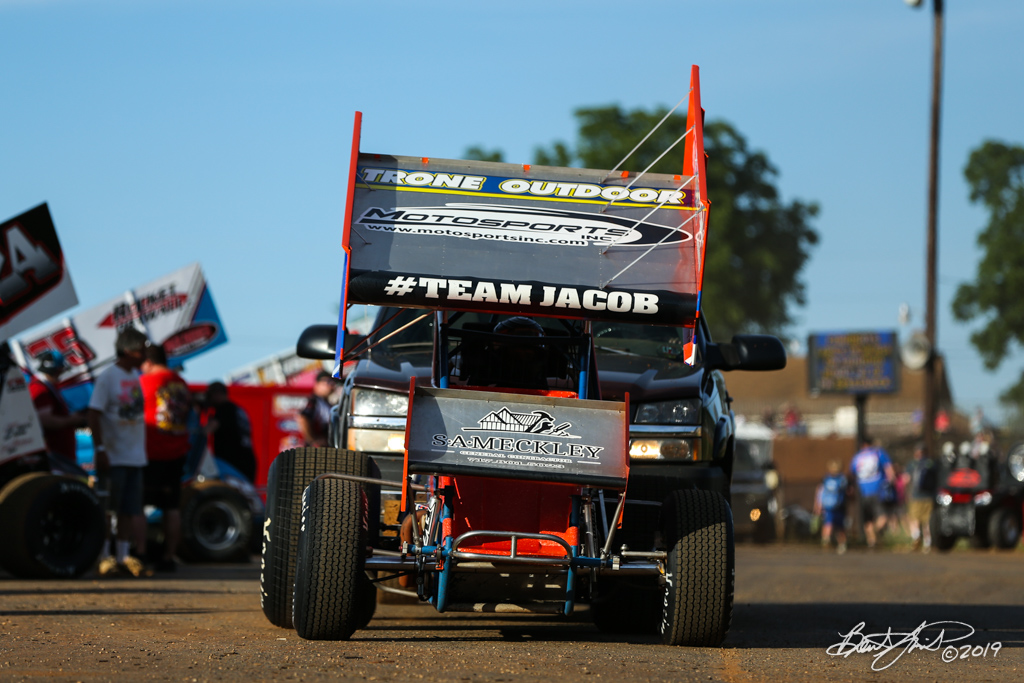 Pennsylvania Sprint Car Speedweek - Lincoln Speedway - 69 Tim Glatfelter