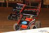 Pennsylvania Sprint Car Speedweek - Lincoln Speedway - 39B Christopher Bell, 9 James McFadden
