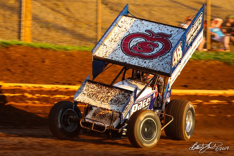 Pennsylvania Sprint Car Speedweek - Lincoln Speedway - 48 Danny Dietrich