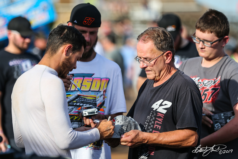 Pennsylvania Sprint Car Speedweek - Lincoln Speedway - 57 Kyle Larson