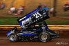 Pennsylvania Sprint Car Speedweek - Lincoln Speedway - 21 Brian Montieth