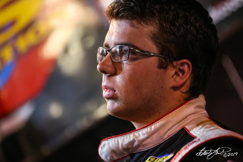 Pennsylvania Sprint Car Speedweek - Lincoln Speedway - 39M Anthony Macri