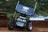Pennsylvania Sprint Car Speedweek - Lincoln Speedway - 55K Robbie Kendall