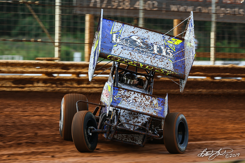 360/358 Challenge- Capitol Renegade United Racing Company - Lincoln Speedway - 3 Todd Gracey
