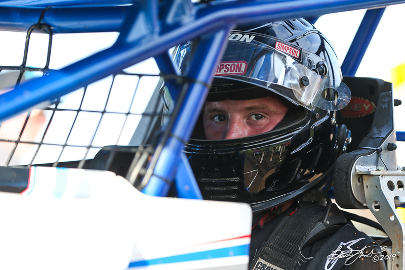 360/358 Challenge- Capitol Renegade United Racing Company - Lincoln Speedway - 669 Brandon McGough