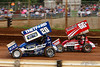 360/358 Challenge- Capitol Renegade United Racing Company - Lincoln Speedway - 20 Carson Short, 66a Cody Fletcher