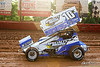 360/358 Challenge- Capitol Renegade United Racing Company - Lincoln Speedway - 10X Freddie Rahmer Jr.