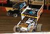 360/358 Challenge- Capitol Renegade United Racing Company - Lincoln Speedway - 35 Chad Layton, 58 Jeff Halligan
