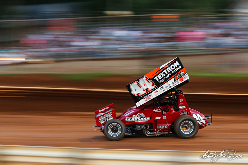 360/358 Challenge- Capitol Renegade United Racing Company - Lincoln Speedway - 44 Dylan Norris