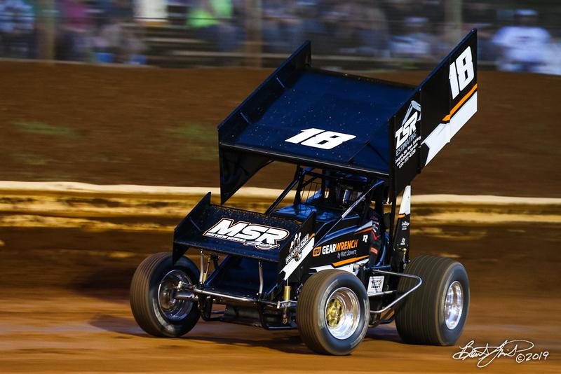 Lincoln Speedway - 18 Todd Rittenhouse Jr.