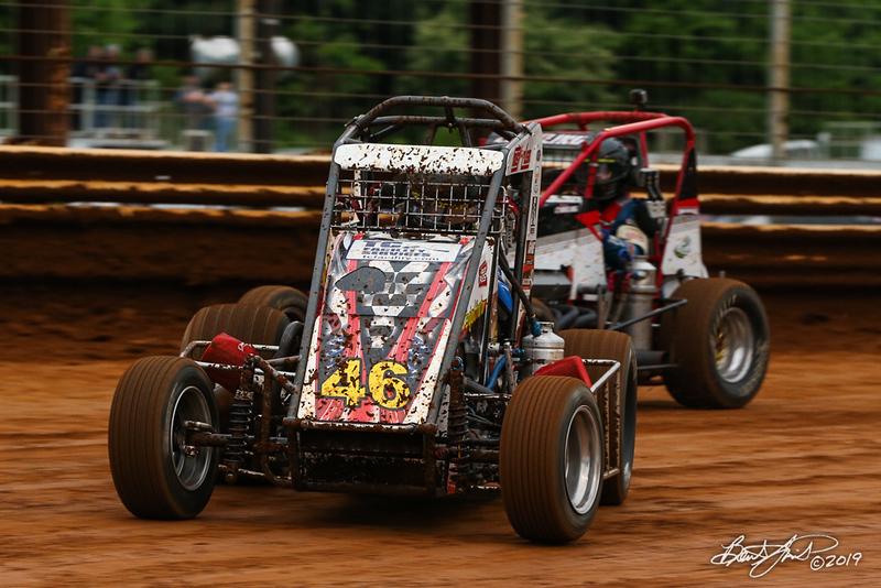 Lincoln Speedway - 46 Joe Kata