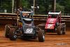 Lincoln Speedway - 99 Ryan Smith, 7J Shawn Jackson