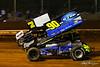 Lincoln Speedway - 7 Trey Hivner, 90 Jordan Givler