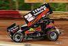 Lincoln Speedway - 2D Dylan Orwig