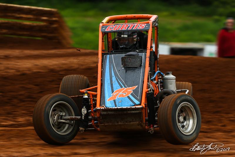 Lincoln Speedway - 75 Zach Curtis