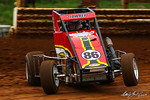 dirt track racing image - Lincoln Speedway - 86 Mark Lowery