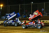 Lincoln Speedway - 48 Danny Dietrich, 1X Chad Trout