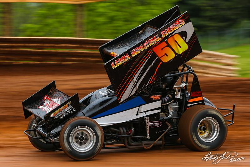 Lincoln Speedway - 50 Alyson Dietz