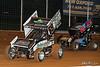 Lincoln Speedway - 89 Ashley Cappetta, 21T Scott Fisher