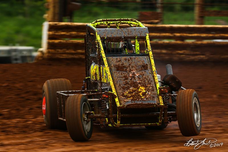 Lincoln Speedway - 4 Kameron Morral