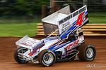 dirt track racing image - Lincoln Speedway - 4R Doug Hammaker