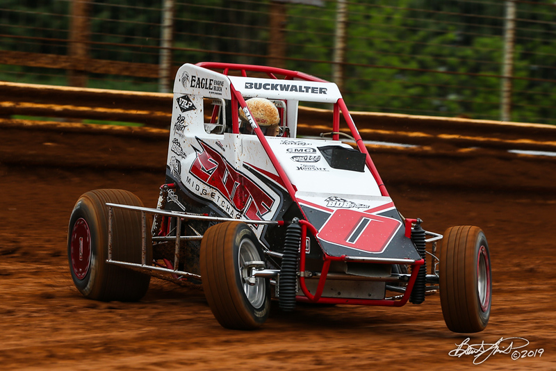Lincoln Speedway - 0 Steve Buckwalter