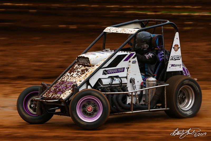 Lincoln Speedway - 92 Alex Bright