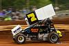 Lincoln Speedway - 7 Trey Hivner
