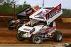 Lincoln Speedway - 73B Brett Michalski, 59 Jim Siegel