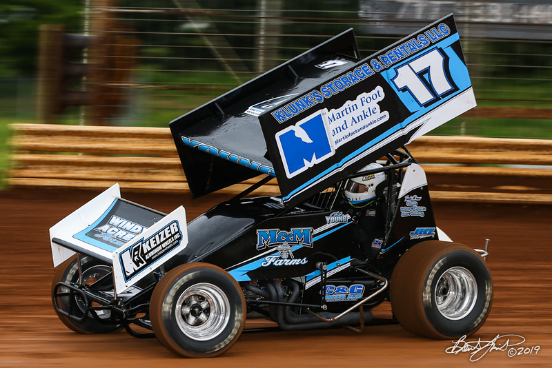 Lincoln Speedway - 17 Colton Young