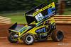 Lincoln Speedway - 19D Wyatt Hinkle