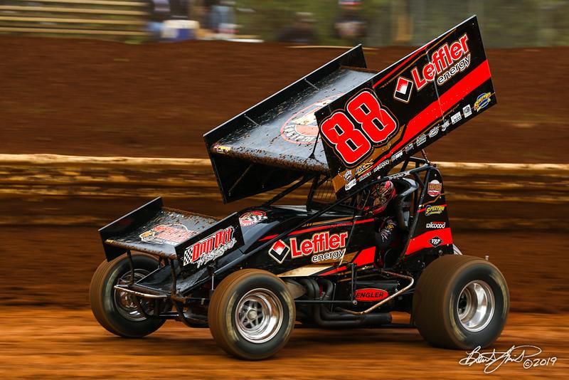 Lincoln Speedway - 88 Brandon Rahmer