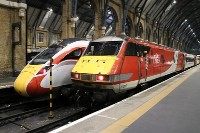 91116_82207 0800/1S07 Kings Cross-Edinburgh