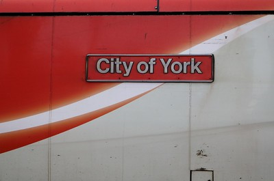91102 'City of York'