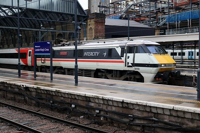 91119 'Bounds Green Intercity Depot 1997-2017' 1220/1D14 Kings Cross-Leeds